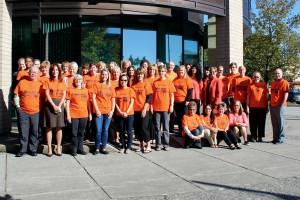 Orange Shirt Day 2015 at the SBO