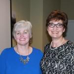 Noel Booth Principal Carol Osborne and Teacher Patricia Barkley